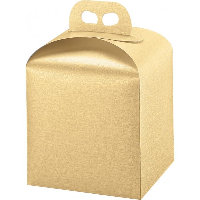 Scatola porta panettone ardesia oro dalmasso 24 - Scatole porta panettone ...