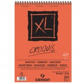 ALBUM DISEGNO spirale XL-CROQUIS GR.90 CANSON