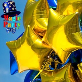 MAGIC PARTY PALLONCINI MYLAR