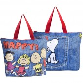 BORSA MARE HAPPY BEACH PEANUTS