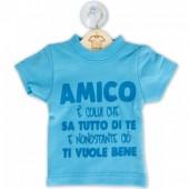 DILLO CON...MINI T-SHIRT AMICO