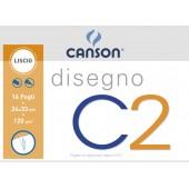 ALBUM DISEGNO X2 24x33 20 fogli CANSON