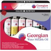 COLORI A OLIO SUPERFINI GEORGIAN WATER MIXABLE 20 ml. DALER-ROWNEY