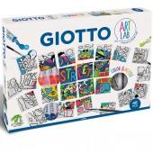 GIOCO CREATIVO GIOTTO ART LAB COLOR & PUZZLE FILA