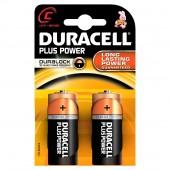 PILA 1/2 TORCIA MN1400 PLUS POWER BL.2 PZ. DURACELL