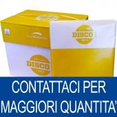 CARTA FOTOCOPIE/STAMPA 500 ff. A4 80 gr. DISCO 1