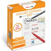 KIT BULLET JOURNAL PENTEL