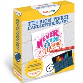PENNARELLO PUNTA FLESSIBILE SIGN TOUCH LETTERING SET PENTEL