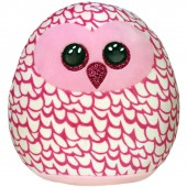 CUSCINO ANTISTRESS SQUISH A BOO'S CM.22 PINKY TY