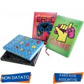 DIARIO SCOLASTICO STANDARD 13X17,8 12 MESI GAME