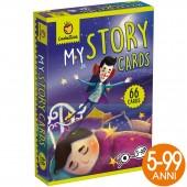 GIOCO DI CARTEWONDERFUL STORY CARDS LUDATTICA