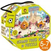 PUZZLE 150 PEZZI 50X70 GRAND TOUR BARCELLONA LUDATTICA