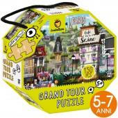 PUZZLE 108 PEZZI 35X50 GRAND TOUR PARIS LUDATTICA