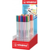 EXPO 80 PENNARELLI PEN 68 BRUSH STABILO