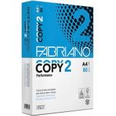 CARTA FOTOCOPIE BIANCA gr.80 A4 500 ff. COPY 2 PERFORMANCE FABRIANO