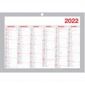TABELLA COMMERCIALE SEMESTRALE 384X270 2022 NOTABENE