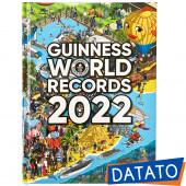 DIARIO SCOLASTICO 12 MESI 13X17,8 DATATO GUINNESS WORLD RECORDS 2021-2022