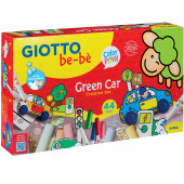 SET GIOCO CREATIVO GREEN CAR GIOTTO BE-BE' FILA