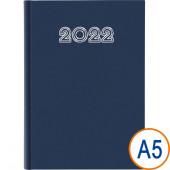 AGENDA GIORNALIERA 14,3X20,5 S/D ABBINATI GOMMATO 2022 NOTABENE