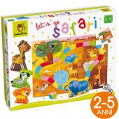 PUZZLE FRAME DUDÙ 50X70 LET'S GO SAFARI! LUDATTICA