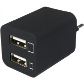 WALL CHARGER 2 USB 1.0.A 2.0.A/5V POSCA TOUCH UNI